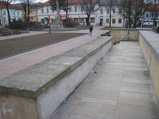 Centrum, Dlhá ulica, Piesky-