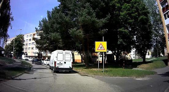 Sever, Čierne mesto-