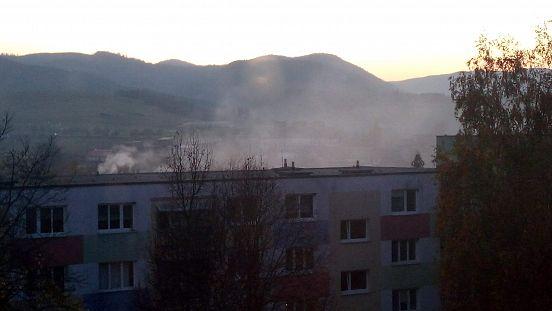 Sídlisko Tarča a Kozí vrch-