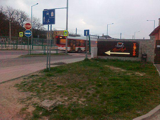 Sídlisko 2, Kalvária-